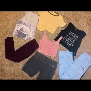 (7) pc Loungewear Bundle 🌼